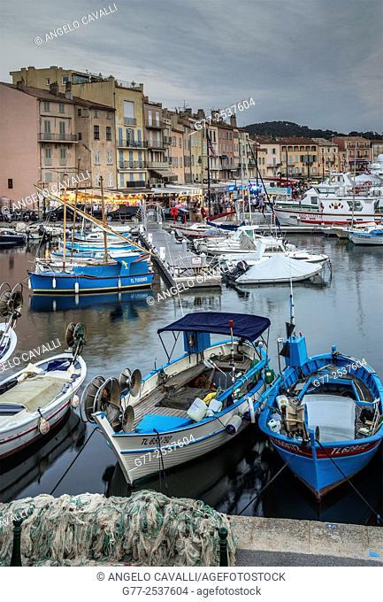Saint-Tropez, Var, Provence-Alpes-Côte d'Azur, France