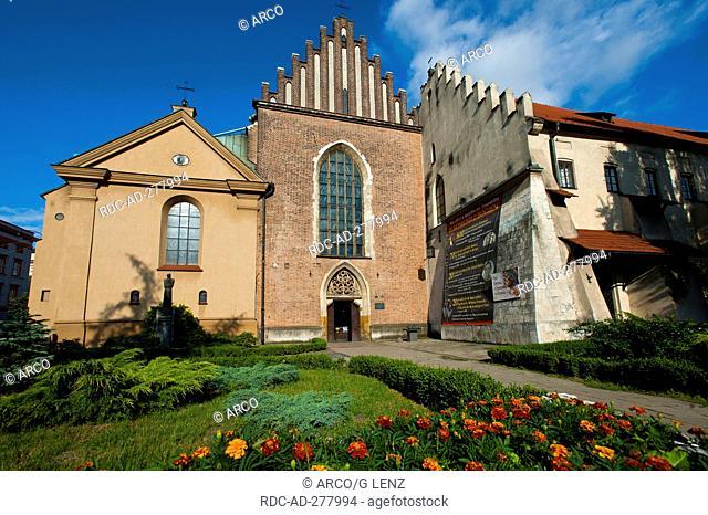 St Francis Church, Krakow, Little Poland, Poland