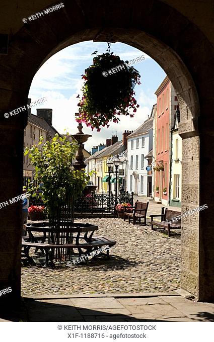 Llandovery, Carmarthenshire Wales UK
