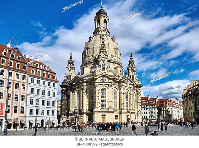 Church of Our Lady, Dresden, Saxony, Germany