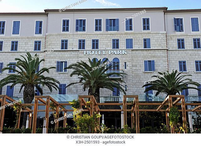Hotel Park, Split, Croatia, Southeast Europe