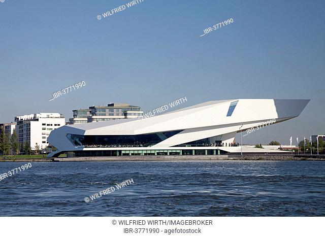 Eye film museum, Amsterdam, North Holland province, Netherlands