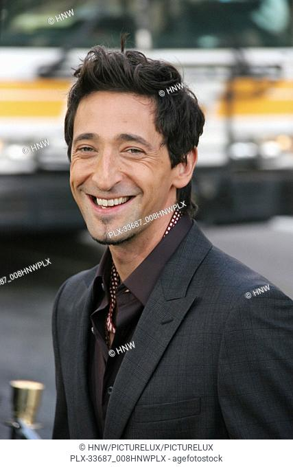 "Adrien Brody 06/02/10 """"Splice"""" Premiere @ Grauman's Chinese Theatre, Hollywood Photo by Ima Kuroda/HNW / PictureLux (June 2"