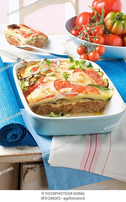 Mediterranean bake