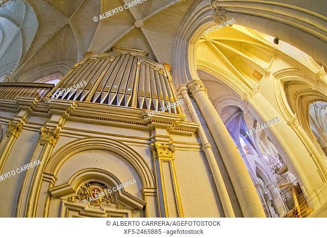 Interior View, Cathedral of Cuenca, Catedral de Santa María y San Julián de Cuenca, Basilica of Our Lady of Grace, Basílica de Nuestra Señora de Gracia