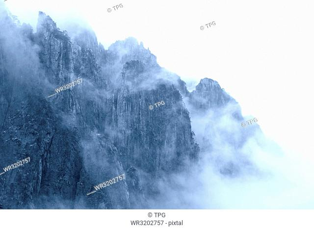 Yellow Mountain;Anhui