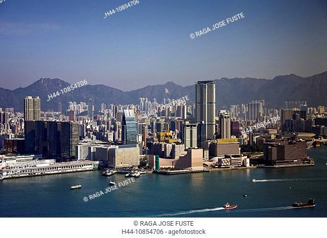 10854706, Hong Kong, Hongkong, Asia, Kowloon, Tsim