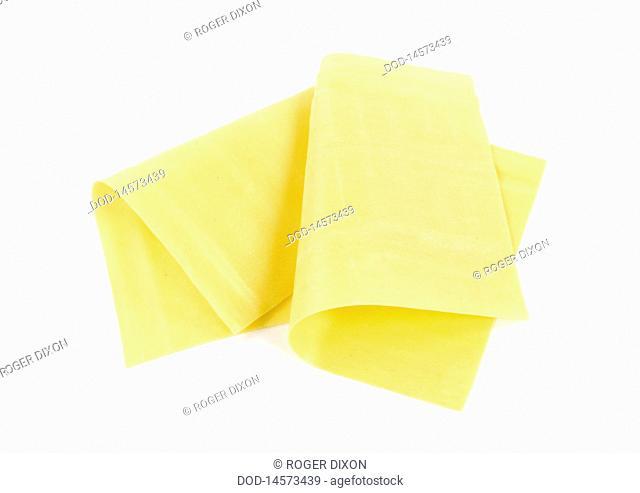Fresh lasagne sheets