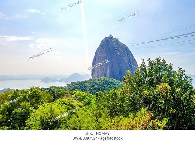 Sugarloaf, Rio de Janiero, Brazil, Rio de Janeiro