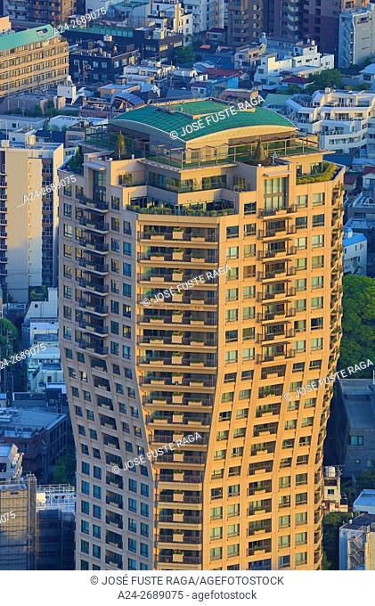 Japan, Tokyo City,Minato Distric, Building