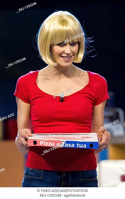 Elena Santarelli, Milan 2011