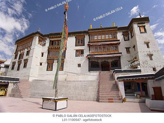 Monastery of Spituk, Leh regionLadakh, India