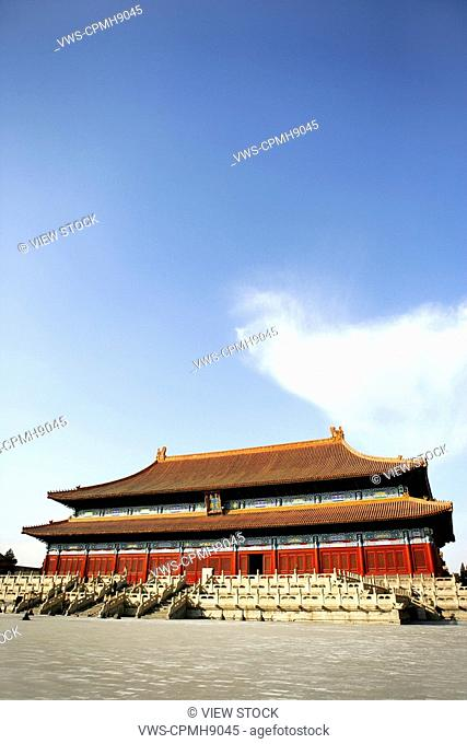 The Imperial Palace,Beijing,China