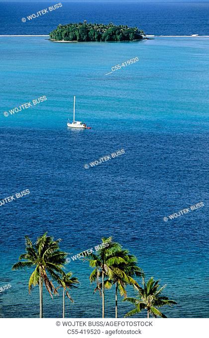 Raiatea. Leeward Islands, French Polynesia