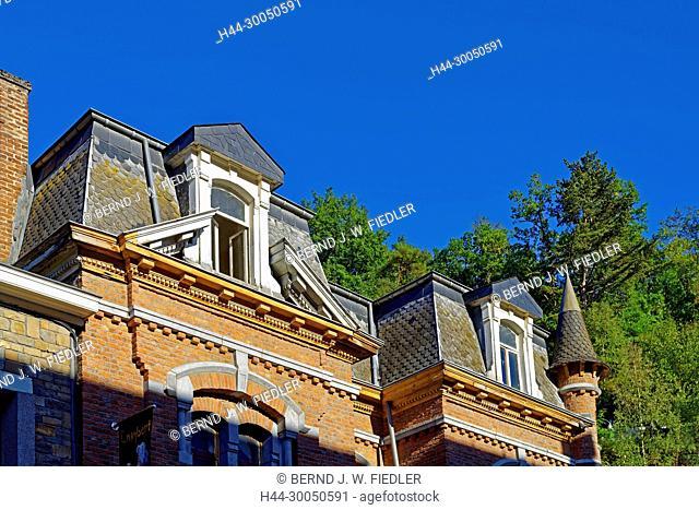 Town house, La Smelling Roche-en-Ardenne Belgium