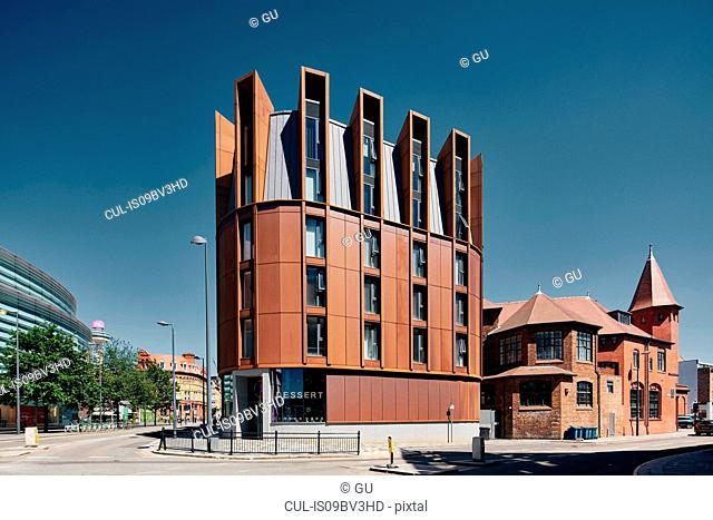 Chancery House, Liverpool, UK