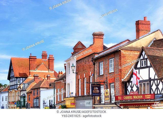 Henley-on-Thames, Oxfordshire, England, United Kingdom