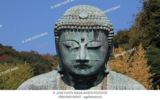 Japan, Kamakura City, The Great Budha Dai Butsu