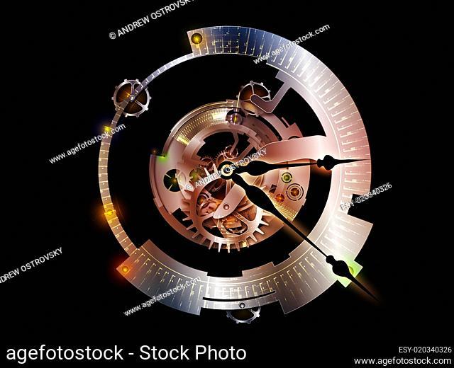 Digital Paradigms of Clockwork