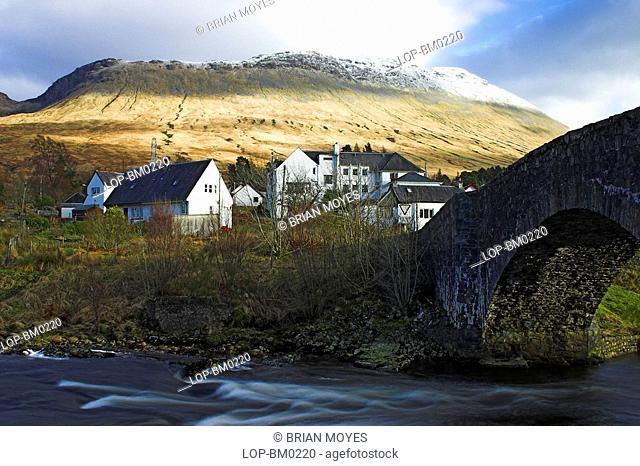 Scotland, Highland, Fort William, Bridge of Orchy