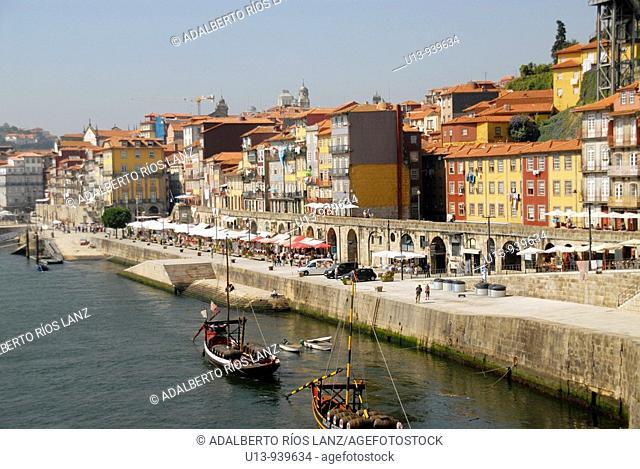 Riverfront, Porto, Portugal