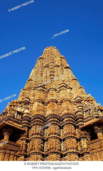 Kandariya Temple Mehedeva, Khajuraho, Madhya Pradesh, India