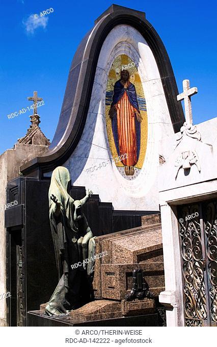 Cementery La Recoleta Buenos Aires Argentina