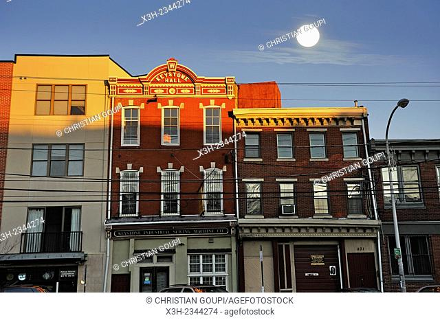 Northern Liberties, Philadelphia, Commonwealth of Pennsylvania, Northeastern United States,