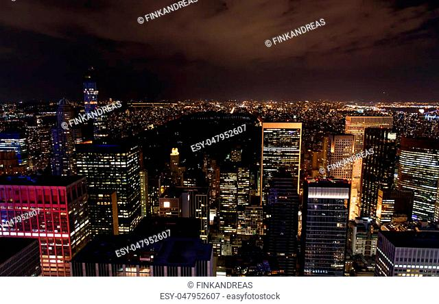the City of New York