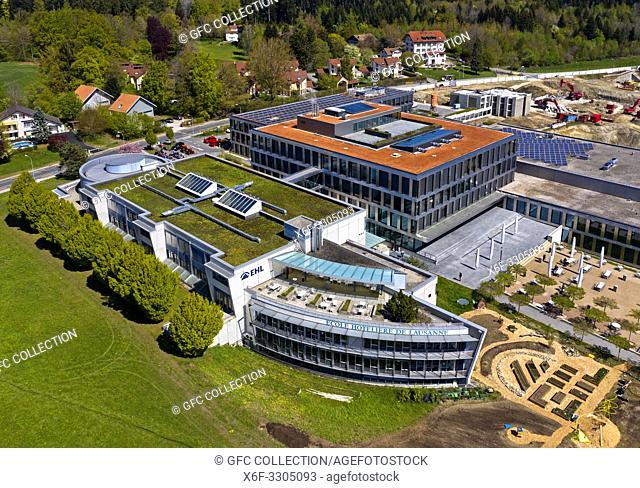 Hospitality management school École hôtelière de Lausanne (EHL), Lausanne, Switzerland