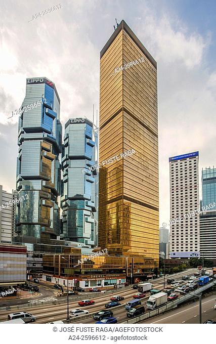 Hong Kong City, Lippo Towers, Admiralty District