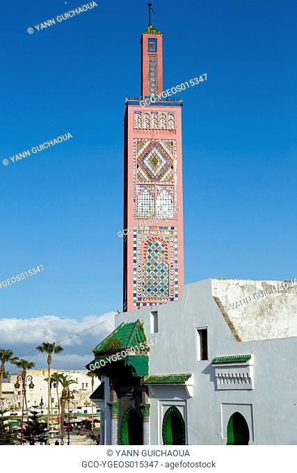 Mosque Sidi Bou Abib, Tangier, Morocco