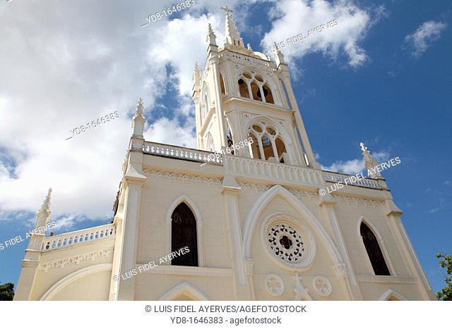 Parroquia del Sagrado Corazón de Jesús, Vedado, Habana, Cuba