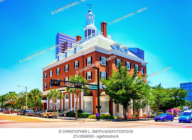 Northern Trust wealth management offices in downtown Tampa