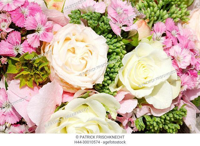 Blumen Blumendekoration Blumengesteck