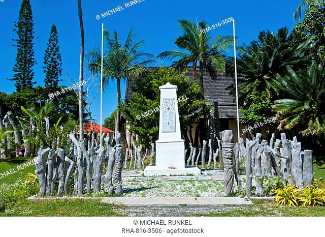 Ile des Pins, New Caledonia, Melanesia, South Pacific, Pacific