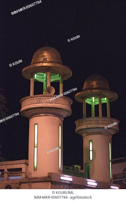 Manama mosques Manama, Bahrain, Middle east