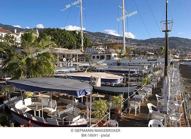 Ex Beatles Yacht Vagrant - Restaurant in Funchal - Madeira