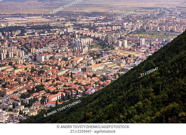 Brasov is a city in Romania