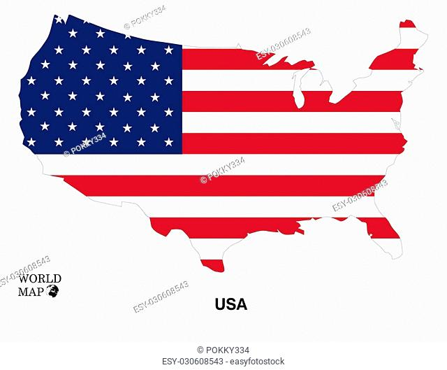 map art vector background nation