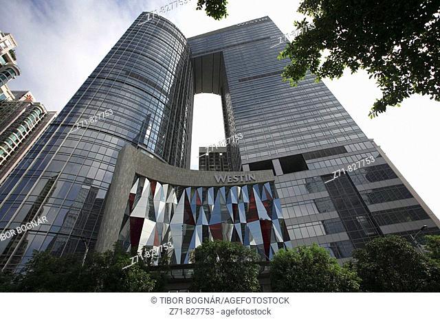 China, Guangdong Province, Guangzhou, Westin Hotel