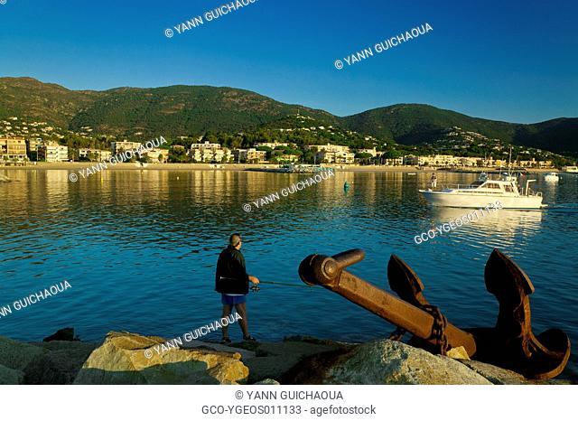 Cavalaire's Harbour, Var, Provence, France