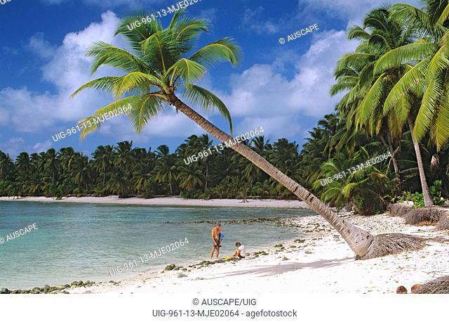 West Island, Pulu Panjang, Cocos or Keeling Islands, Australian Territory