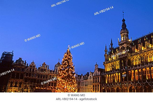 Belgium,Brussels Grand Place