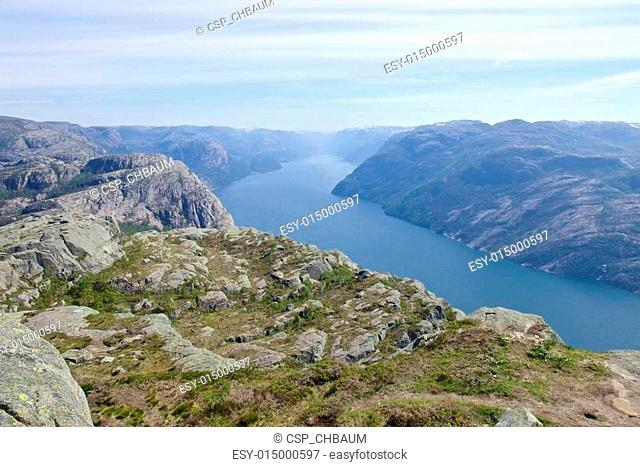 Lysefjord View 001