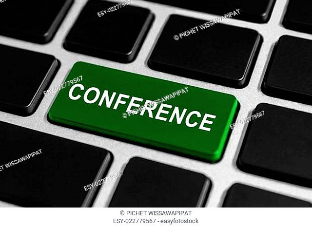 conference button on keyboard