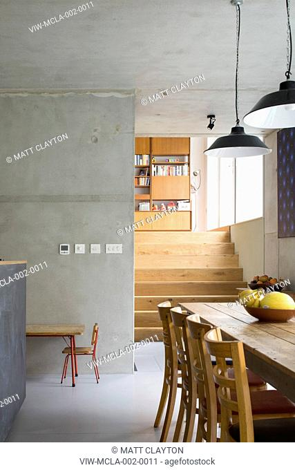 Zog House, Groves Natcheva Architects, London, 2010, Kitchen, GROVES NATCHEVA ARCIHITECTS, UNITED KINGDOM, Architect