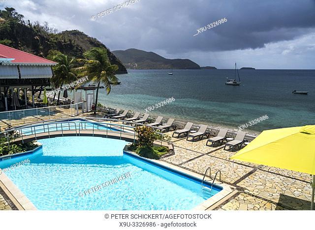 Insel Terre-de-Haut, Les Saintes, Guadeloupe, Karibik, Frankreich | Terre-de-Haut, Les Saintes, Guadeloupe, France