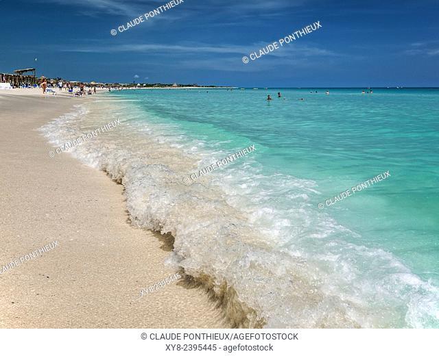 Cuban beach, Cuba
