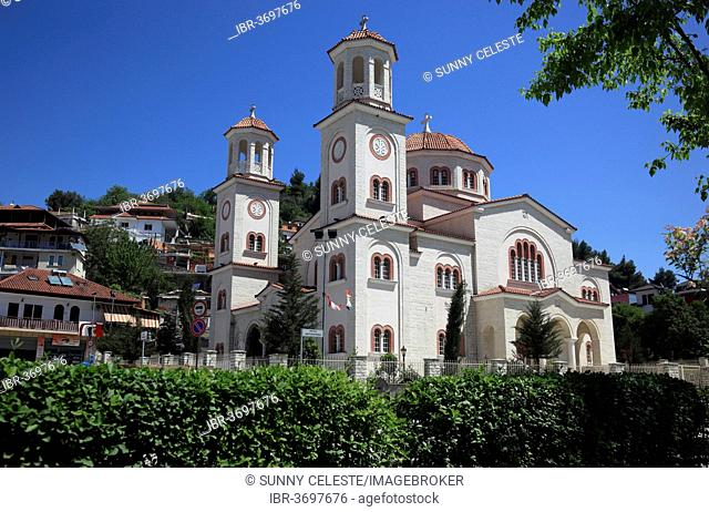 New Orthodox Cathedral, Berat, Berat, Albania